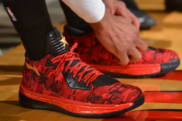 Li-Ning Way of Wade 3 Performance Review - WearTesters