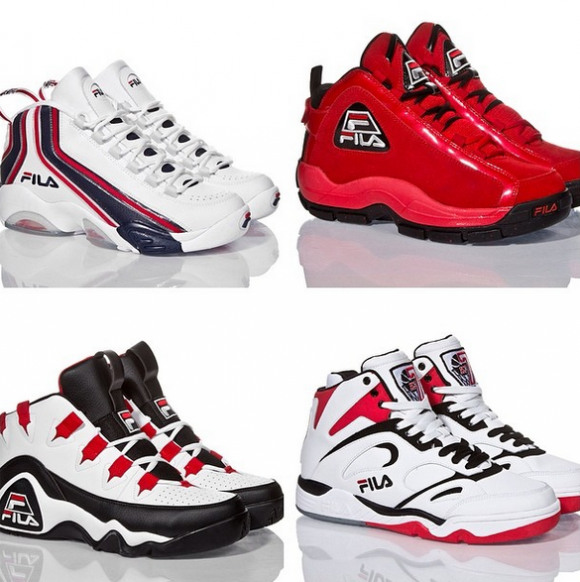 FILA 'Red Pack' - Available Now