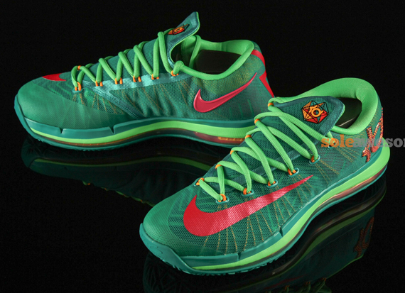 Nike KD VI Elite 'Turbo Green