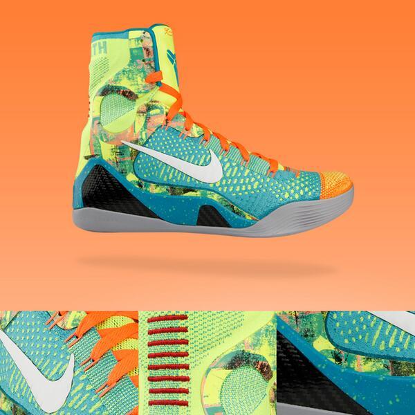 da749eac6f0 Nike Kobe 9 Elite  Influence  - Release Date + Info - WearTesters