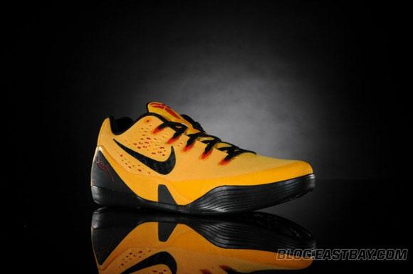 Nike Kobe 9 Low 'Bruce Lee' - Detailed Look 12