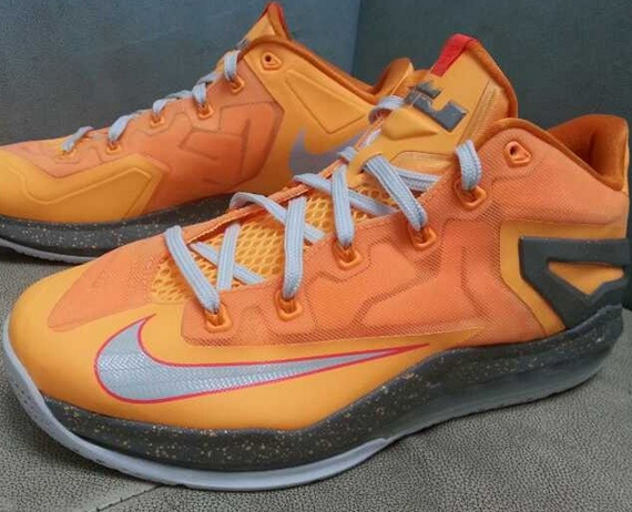 Nike LeBron XI Low 'Floridians' - First Look 1 ...
