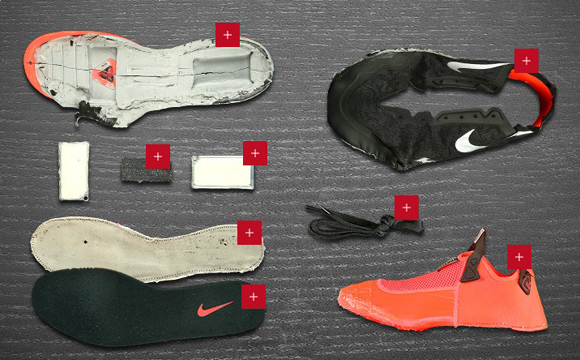 Nike Zoom Crusader Deconstructed 13