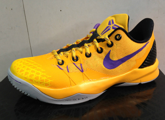 Nike Zoom Kobe Venomenon IV 'Lakers