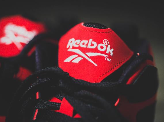 83bd0235 Reebok Kamikaze Black/Red - Detailed Look + Release Info - WearTesters