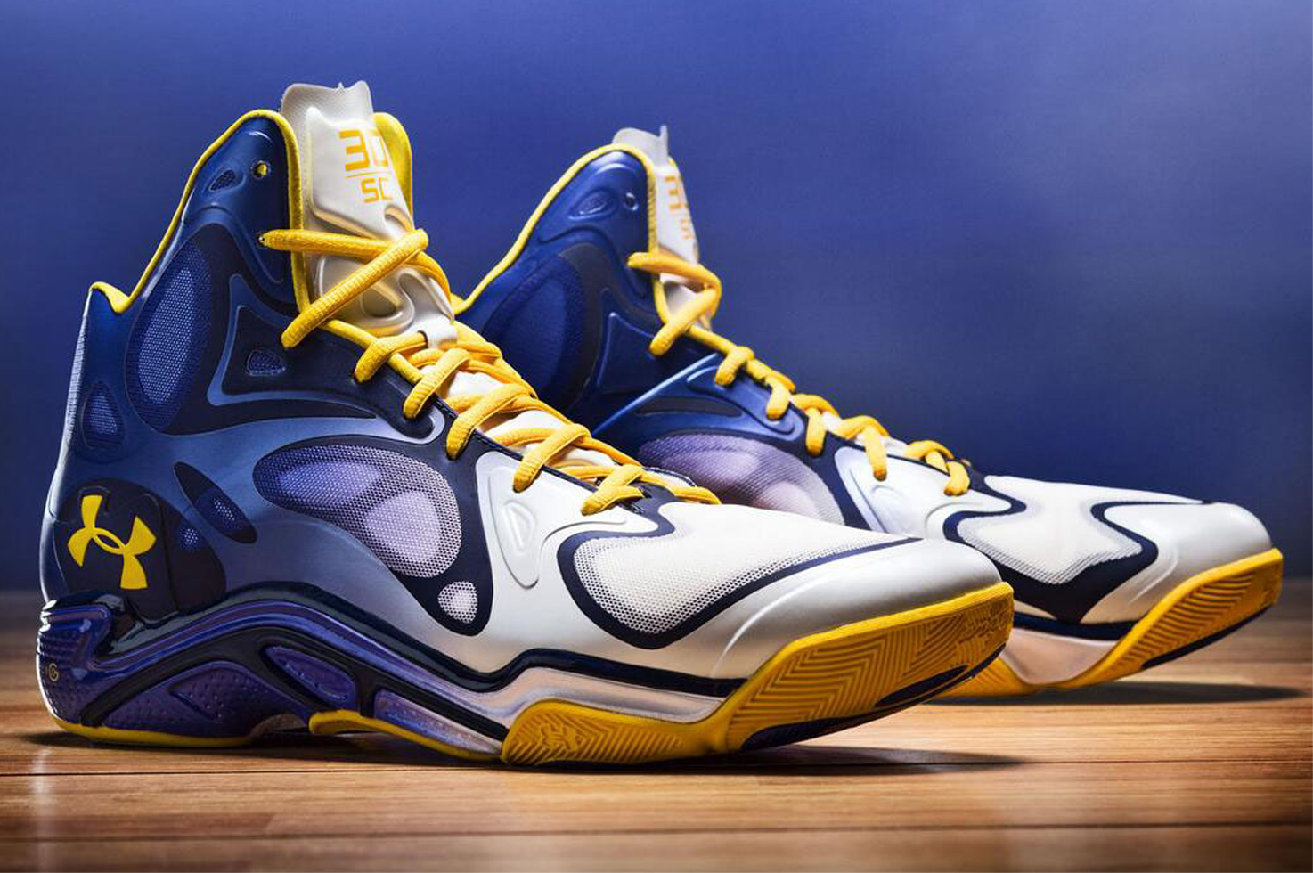 Under Armour Anatomix Spawn 'The Bay' Stephen Curry PE - Available Now Main