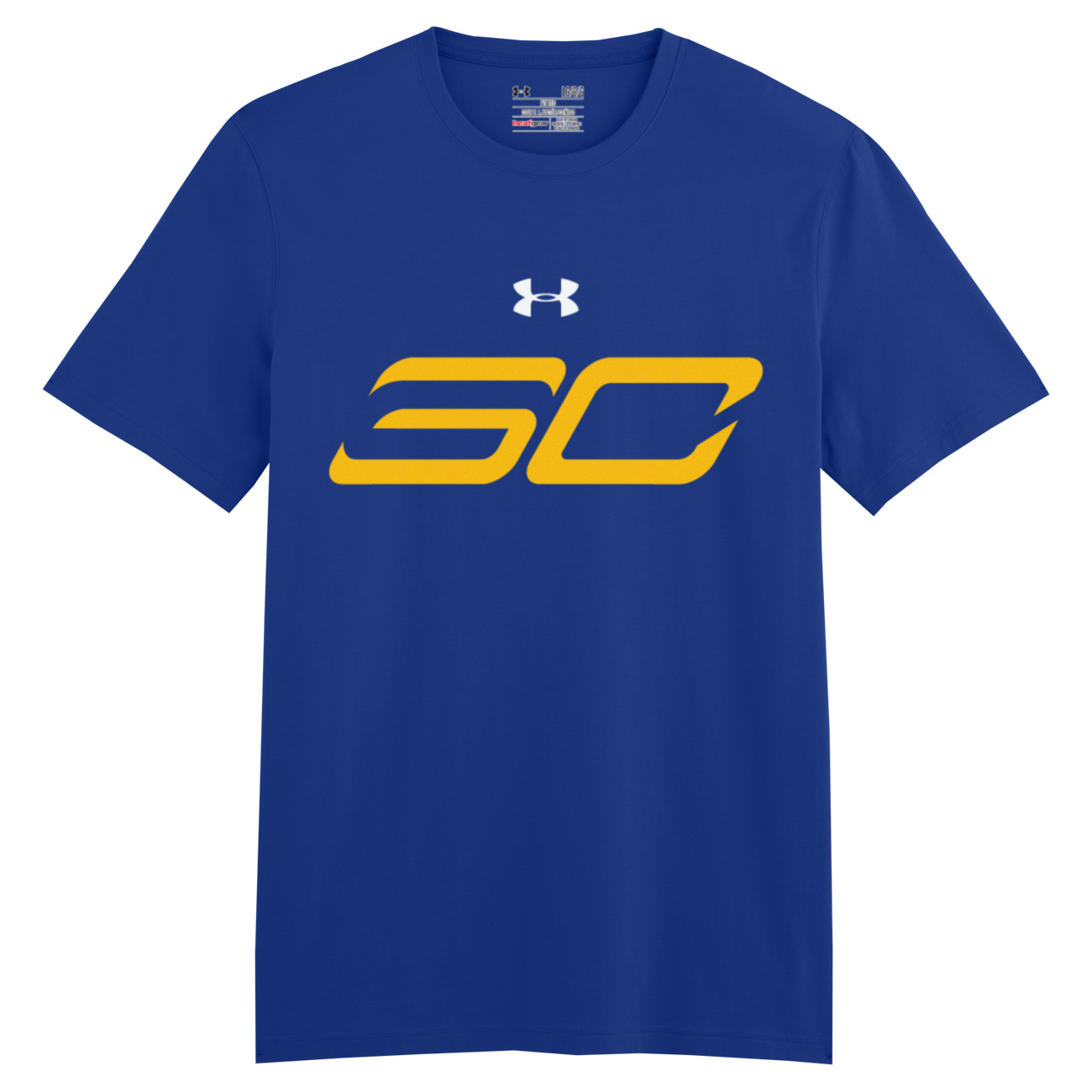 under armour stephen curry sc30 logo t shirt available