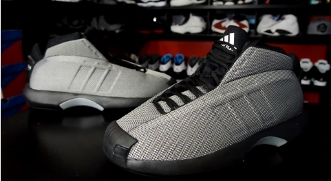 adidas Crazy 1 'Playoffs' - Detailed Look & Review
