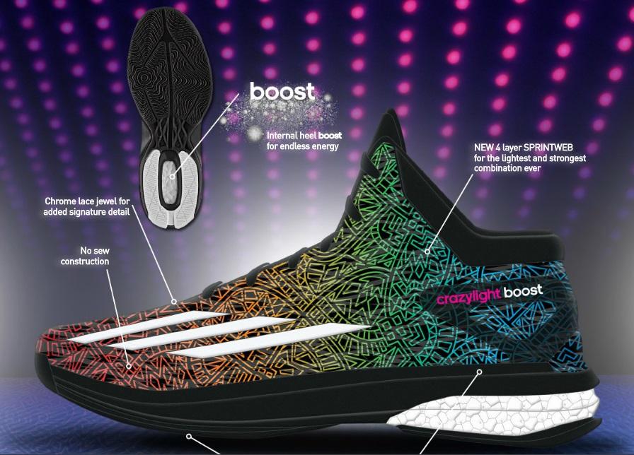 Adidas Crazylight 4 Impulso Zapatillas De Baloncesto Opinión WtZMu