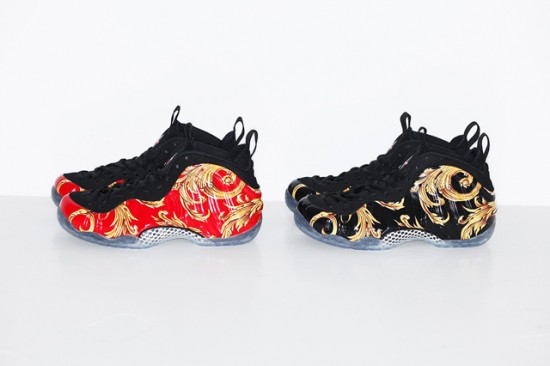 Nike Air Foamposite One Gucci Pinterest