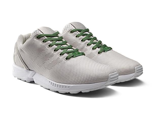 quality design 71904 d4192 adidas originals zx flux weave mens shoes size us 11 white CotArroz