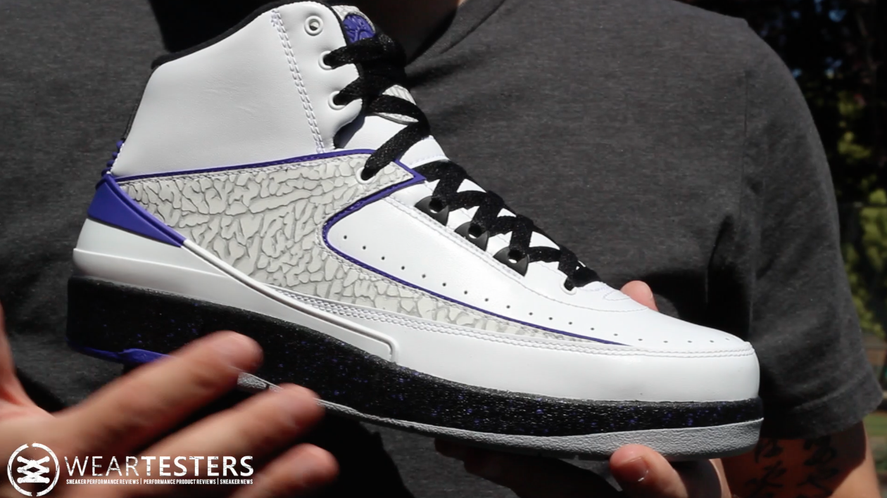 Air Jordan 2 Retro Concord Nikes Discount Jordan Shoes France