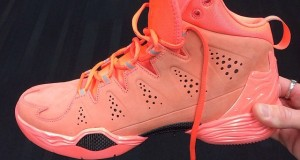 Air Jordan Melo M10 'Northwest King Salmon' By Macklemore