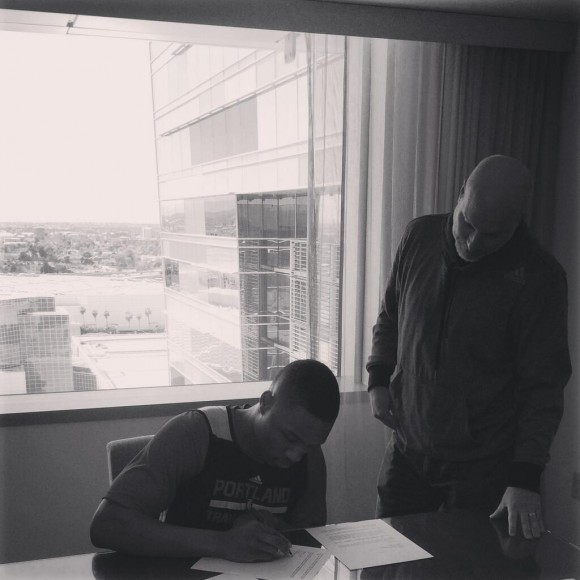 Damian Lillard Signs Long-Term Extension With adidas 3