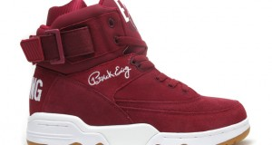 Ewing Athletic 33 Hi (Burgundy)