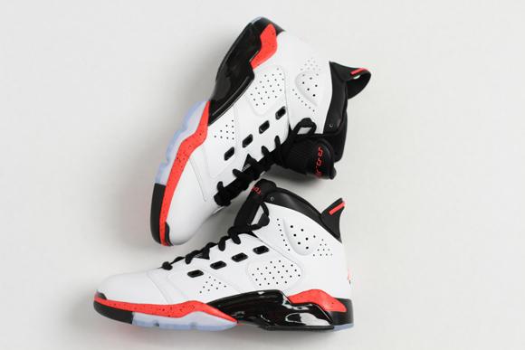 Jordan 6-17-23 'Infrared 23' - Up Close
