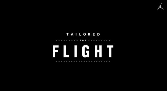 Jordan Brand Tailored For Flight Teaser