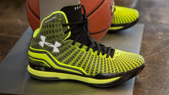 Zapatillas Under Armour De Basquet
