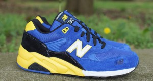New Balance 580 (Blue/Yellow)