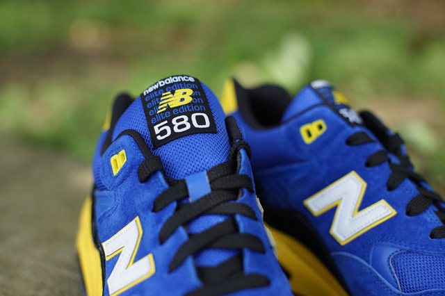 new balance 580 blue yellow