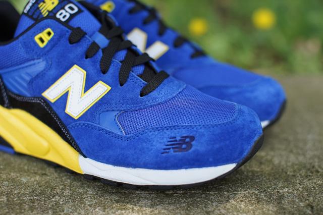 new balance 580 blue yellow