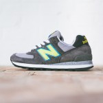 New Balance Made in USA 574 – Grey/Lime
