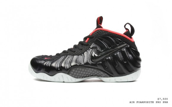 Nike Air Foamposite Pro \u0027Solar Red\u0027 - New Images 1