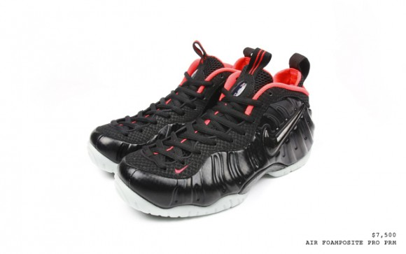 Nike Air Foamposite Pro \u0027Solar Red\u0027 - New Images 2