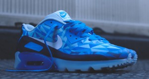 Nike Air Max 90 ICE 'Barely Blue' – Available Now