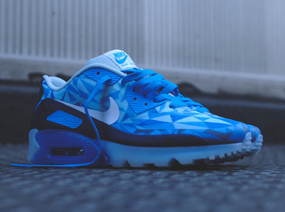 Nike Air Max 90 ICE 'Barely Blue' 1 ...