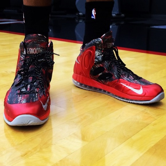 online retailer 0d58c 965b5 Portland Trail Blazers Show Their Shoes - WearTesters