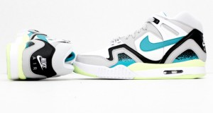 Nike Air Tech Challenge II 'Turbo Green' – Up Close & Personal