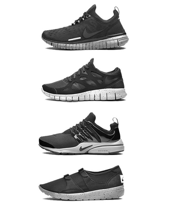 Nike Free 10th Anniversary Genealogy