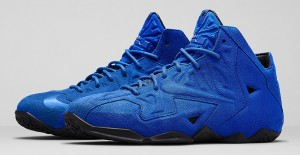 Nike LeBron 11 EXT 'Blue Suede' – Release Date