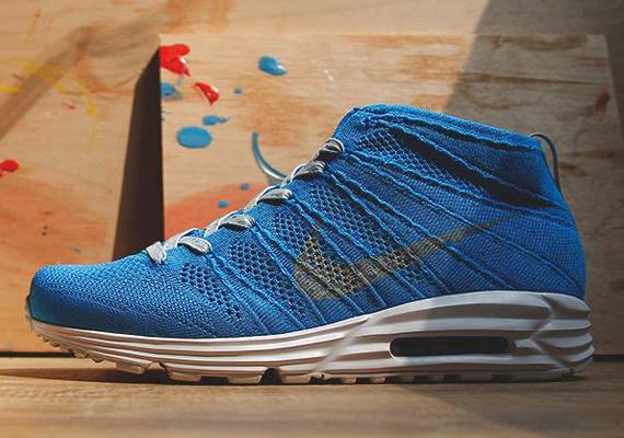Nike LunarMax Flyknit Chukka SP 'NYC' First Look WearTesters