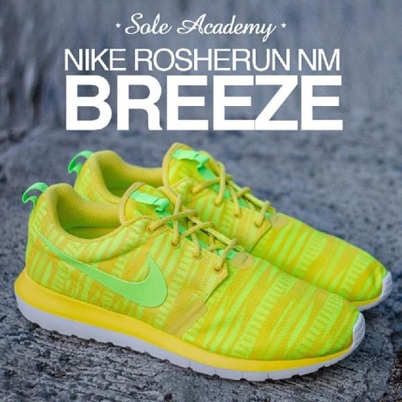 Nike Roshe Run NM 'Breeze' First Look WearTesters