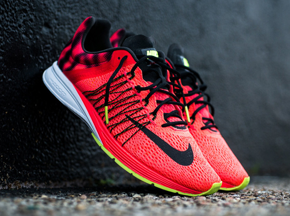 Nike Zoom Streak 5 'Laser Crimson