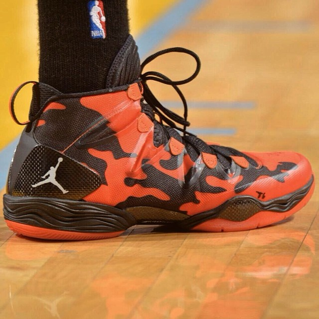 does russell westbrook have a shoe