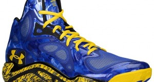 "Under Armour Anatomix Spawn ""Blue Splash"" – First Look"