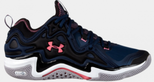 Under Armour Micro G Charge Volt Low Navy/ Pink – Available Now