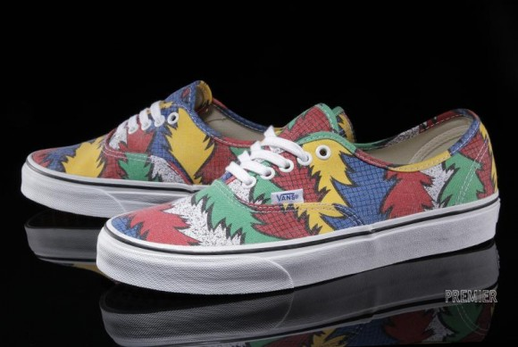 Vans - Van Doren Collection '1980s Box' - Available Now - WearTesters