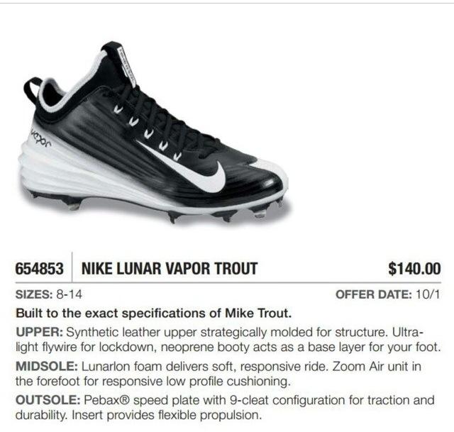 719fec58e177 ... Nike Lunar Vapor Trout - First Look - WearTesters ...