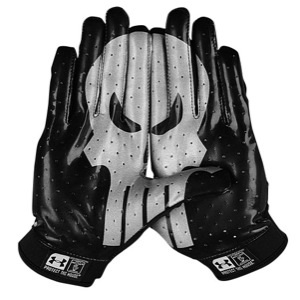 under armour f4 superhero football gloves available now weartesters. Black Bedroom Furniture Sets. Home Design Ideas