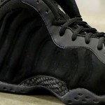 Nike Air Foamposite One 'Black Suede' Sample