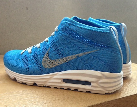save off 3c9f9 af5f4 Nike FlyKnit Chukka Meets Air and Lunarlon - WearTesters
