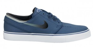 "Nike Zoom SB Stefan Janoski Leather ""New Slate"""