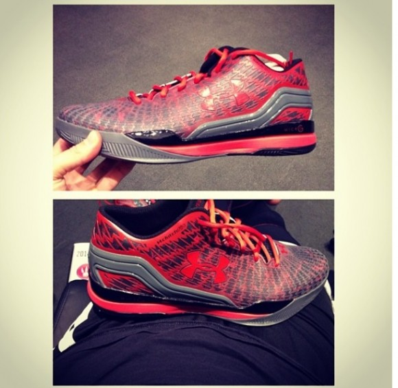 Greivis Vasquez New Shoes