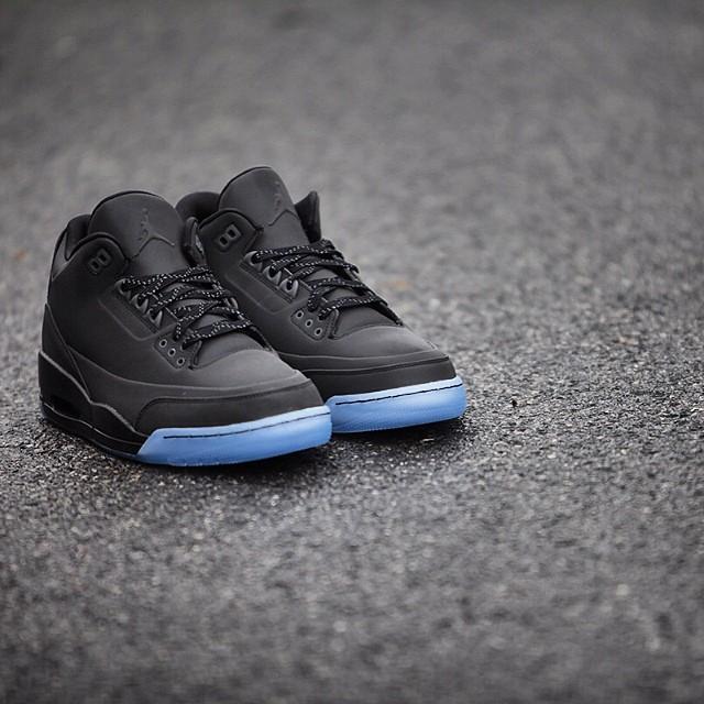 ... Air Jordan 5Lab3 'Black Reflective' - Detailed Look 2 ...