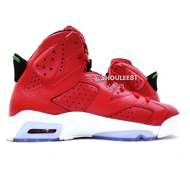 ... Air Jordan 6 'History Of Jordan' - First Look 5 ...