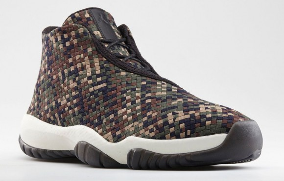 Jordan Future 'Dark Army Camo' - Official Look + Release Info 1